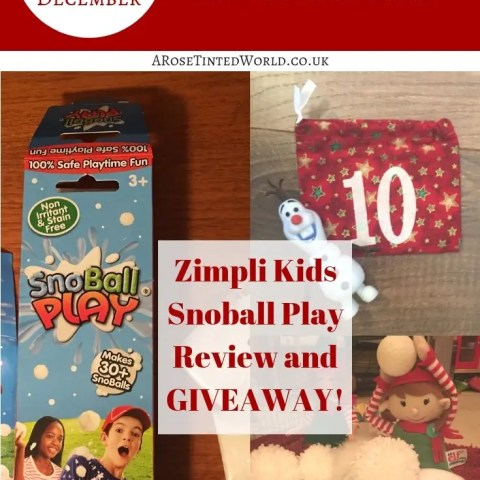 10th of December – Zimpli Kids SnoPlay Review & Givaway