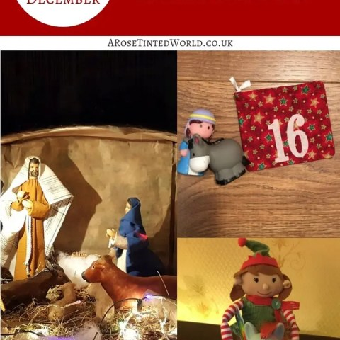 16th of December – A Rose Tinted Advent Calendar