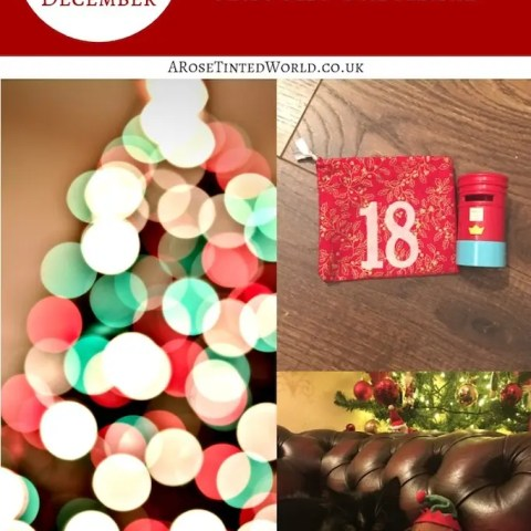 18th of December – A Rose Tinted Advent Calendar