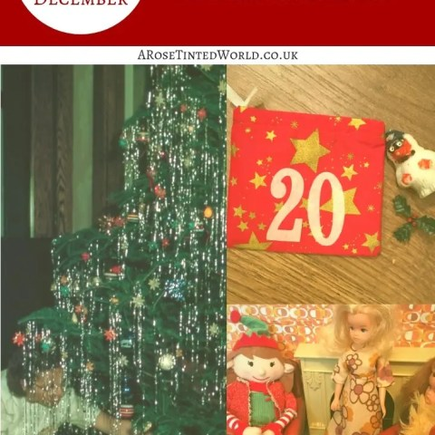 20th of December – A Rose Tinted Advent Calendar