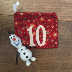 10th of December - advent bag