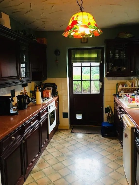D.I.Y. and Home Renovations in 2019 - old kitchen