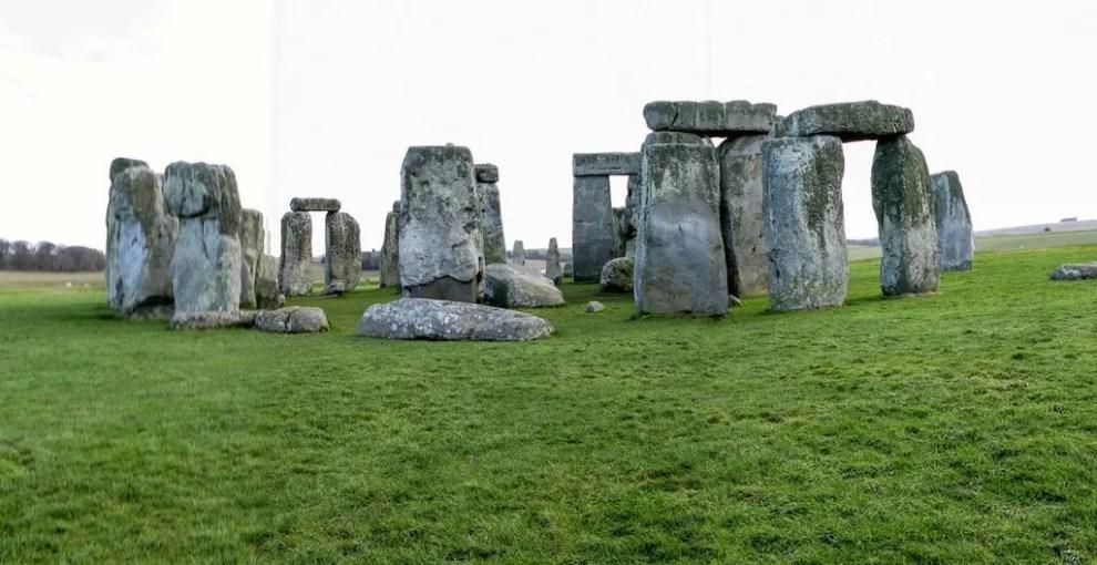 21st of December - stonehenge