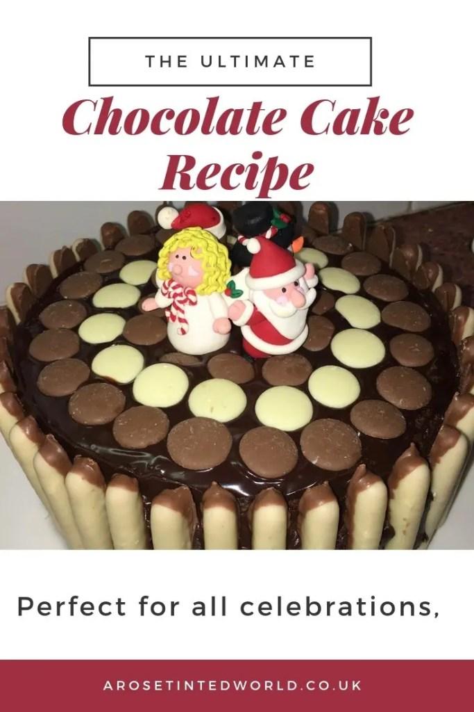 19th of December - chocolate cake