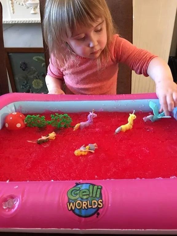 Zimpli Kids Gelli Worlds Fantasy Pack - fantasy play