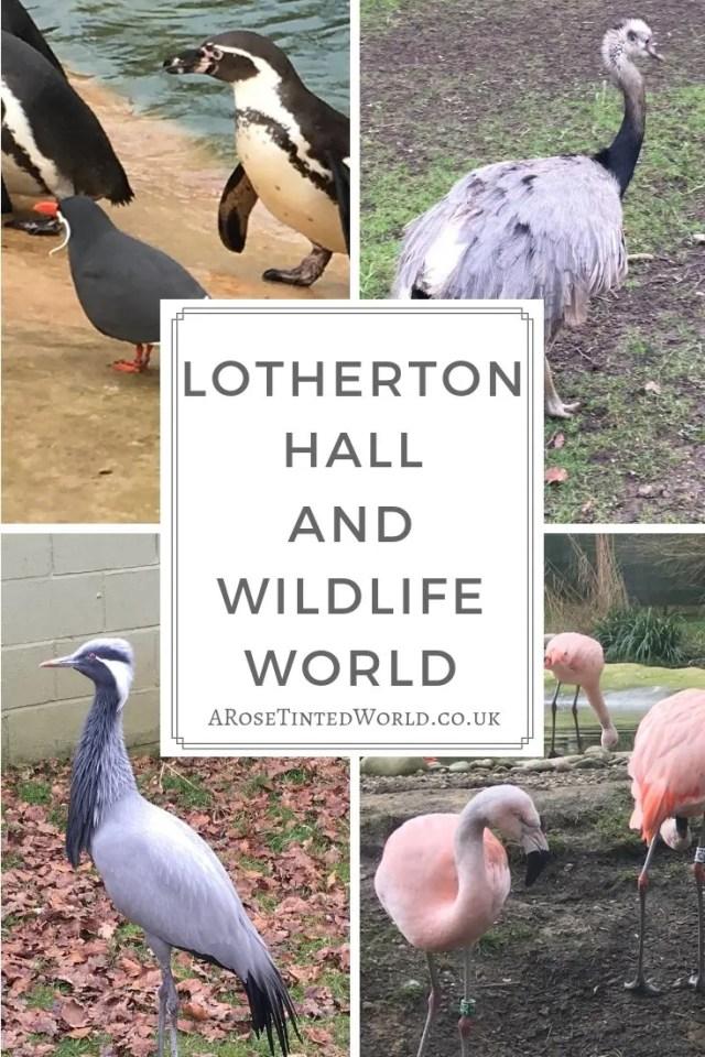 Lotherton Hall and Wildlife World