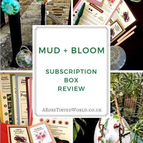 Mud + Bloom Subscription Box Review