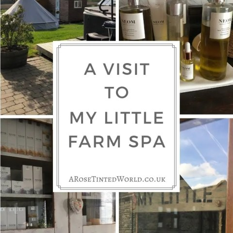 A Visit to My Little Farm Spa