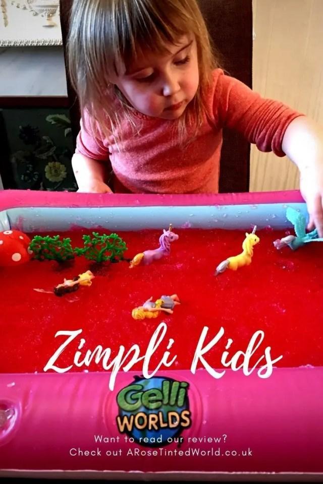 Zimpli Kids Gelli Worlds Fantasy Pack Review
