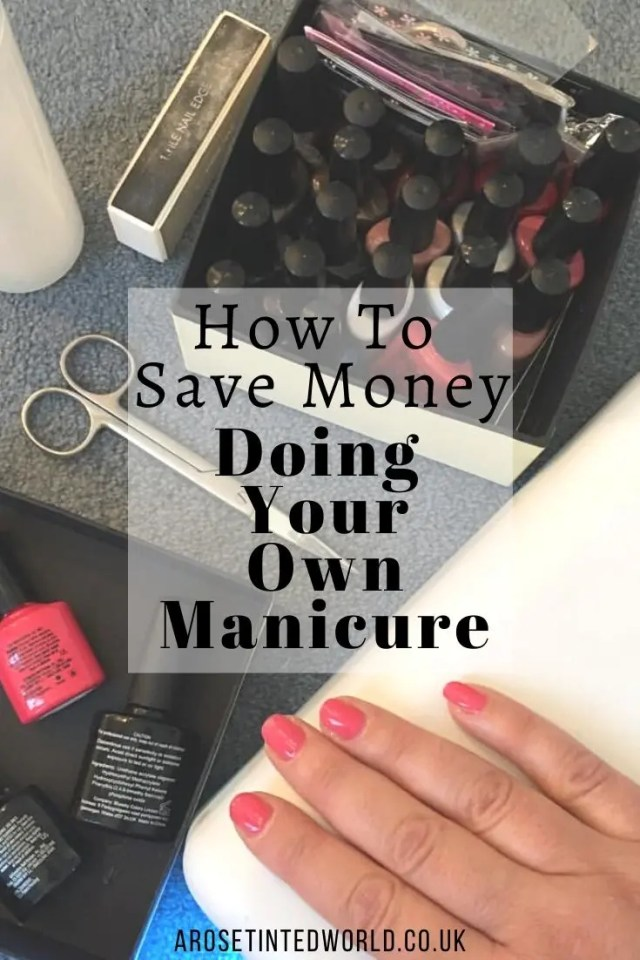 Doing My Own Shellac Manicure has saved me so much money. Thousands of pounds saved. Full tutorial on how you can achieve a salon look at home #nails #beauty #manicure #nailpolish #nailstyle #nailsonfleek #nailideas #nailovers #shellacnails