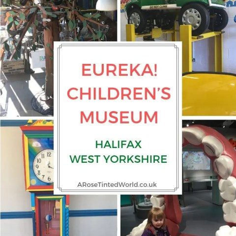 Eureka! Children's Museum – Days Out in West Yorkshire