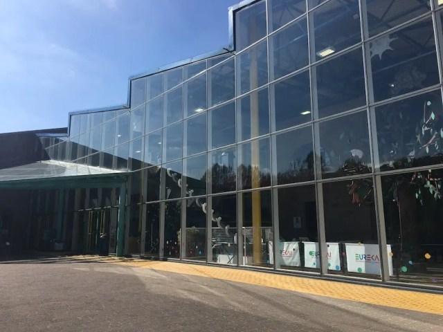 Eureka! Children's Museum - museum entrance