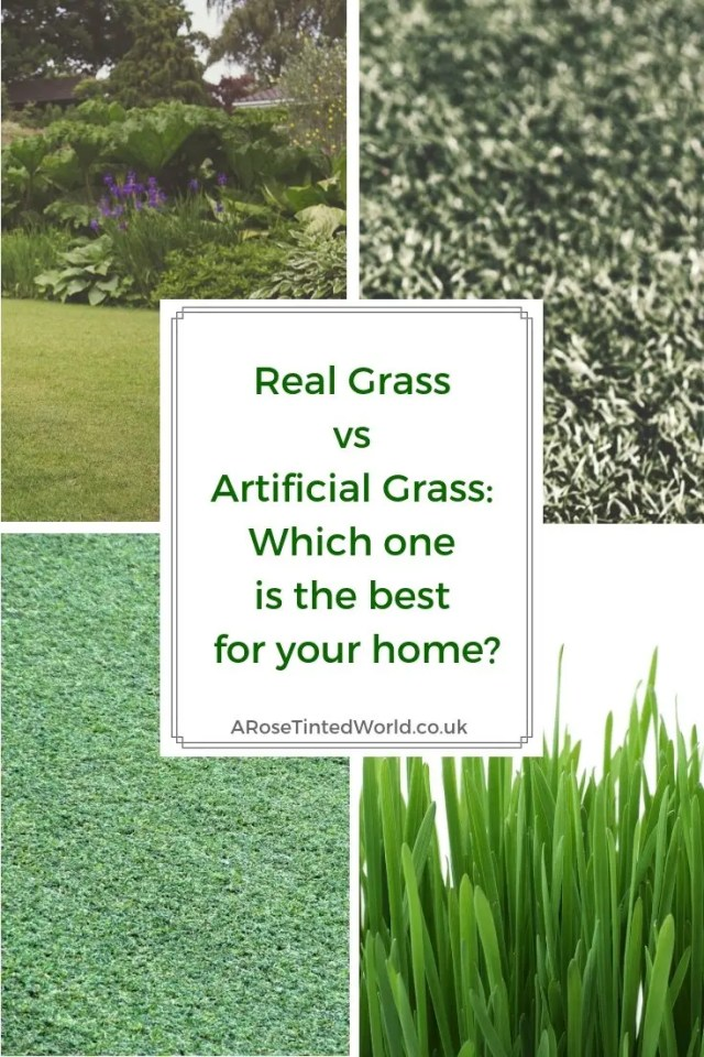 Real Grass vs Artificial Grass: Which one is the best for your home?