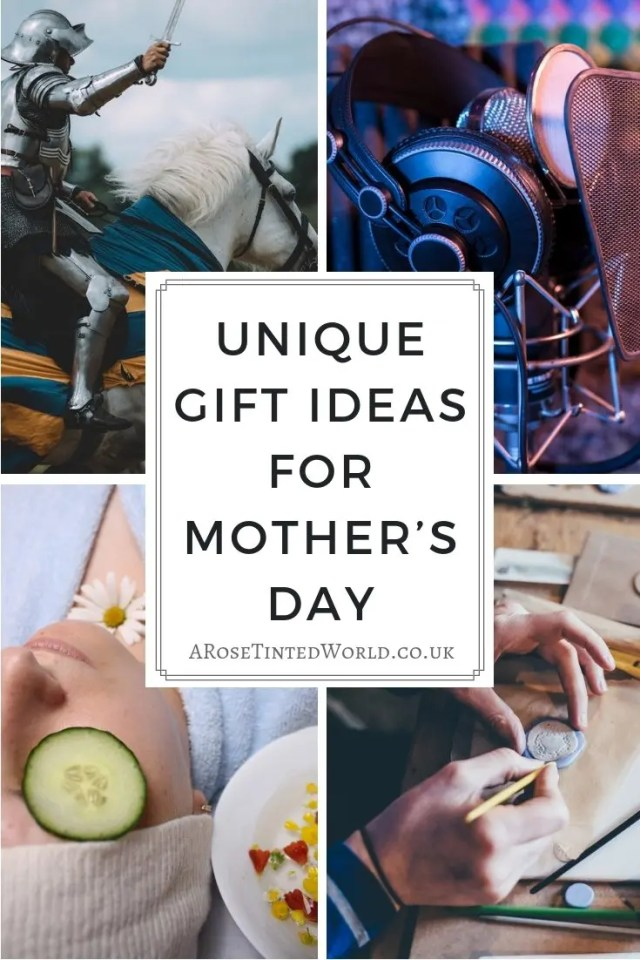 unique gift ideas for Mother's Day