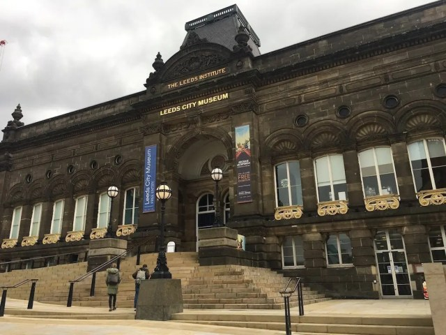 The Leeds City Museum -free things to do in Leeds