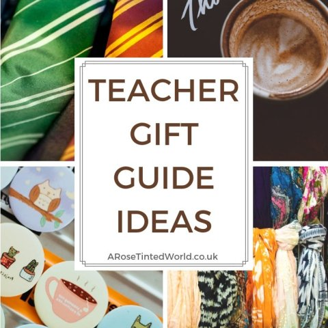 Teacher Gift Guide Ideas