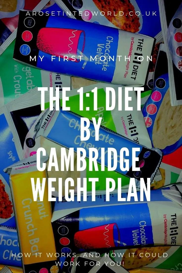 800 calorie a day cambridge diet