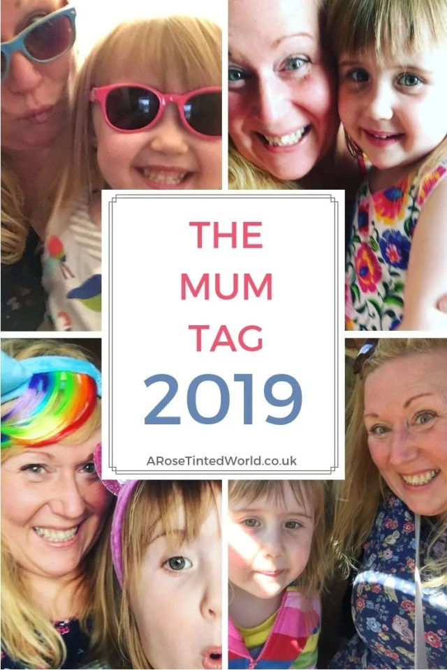 The Mum Tag 2019 - the best and worst about motherhood #motherhood #givingbirth #beingamum #mother