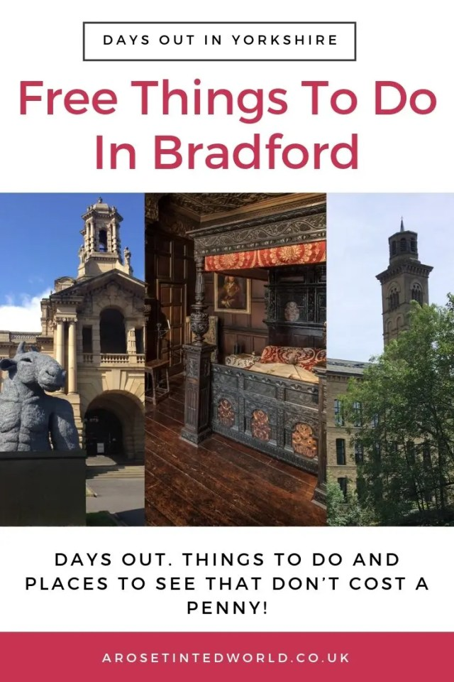Free Things To Do In Bradford ⋆ Ideas for days out in Bradford that are free and cheap. Entertainment, museums, activities, playgrounds, parks, farms, gardens. Children day trip. Yorkshire Activities. #yorkshire #freedaysout #dayoutbradford #trips #dayout #bradford #westyorkshire