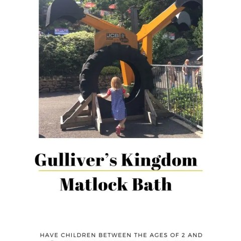 Gulliver's Kingdom at Matlock Bath