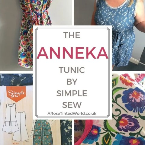 The Simple Sew Anneka Tunic