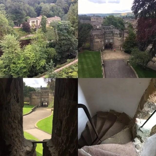 skipton castle views