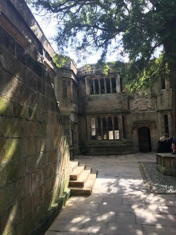 Conduit Court - Skipton Castle