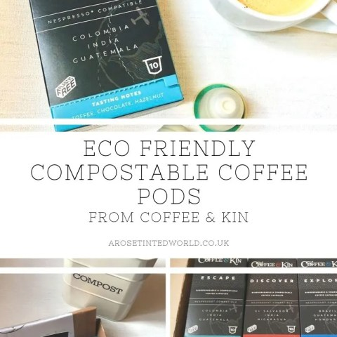 Eco Friendly Compostable Coffee Pods – From Coffee & Kin