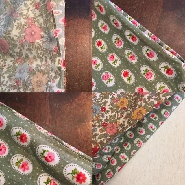 Sewing a drawstring bag - method 2 part 2