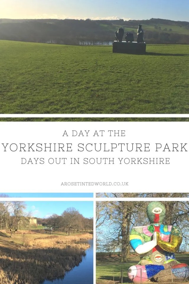 Yorkshire Sculpture Gallery - find out all about this open air art gallery attraction in South Yorkshire, UK. What exhibits can you expect to discover? Stunning scenery and exciting art installations make this a day out not to be missed! Days out in Yorkshire and the UK. #daysout #daysoutwithkids #daytrips #artgallery #sculpturepark #sculpture #openairart #art #artwork #yorkshire #daysoutinyorkshire