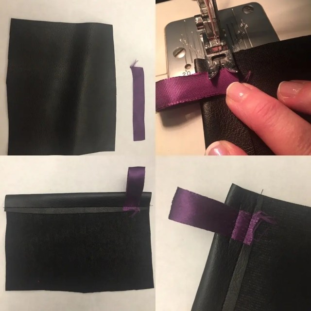 Making a gel holder part 1