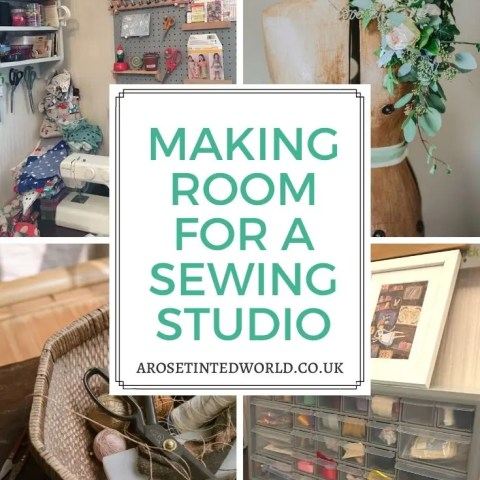 Making Room for a Sewing Studio