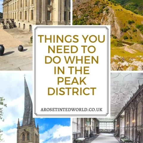Things You Need To Do When In The Peak District
