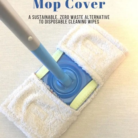 How To Make A Reusable Swiffer Mop Cover
