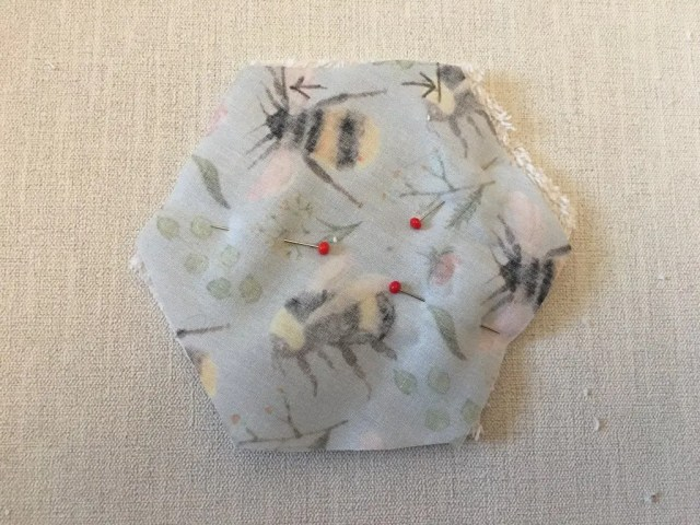 Make up remover pad 1