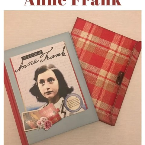 The Life Of Anne Frank – Book Review