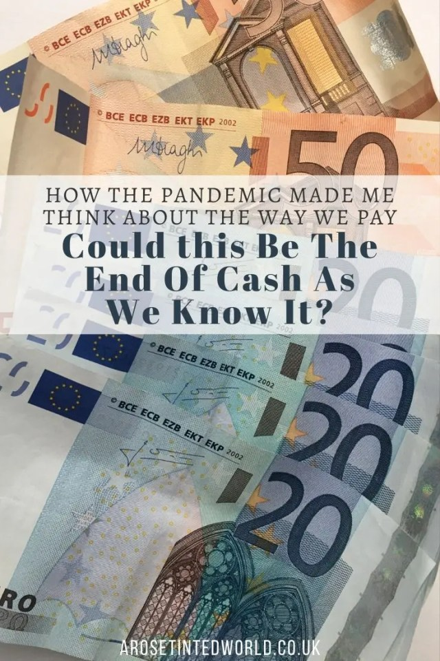 Could this pandemic signal the end of coins and paper money? Here are my thoughts on how this virus may change our way of paying for good. - #cash #dirtymoney #money #cash #pandemic