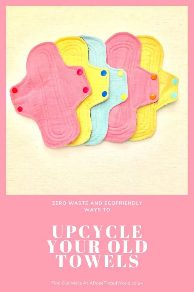 Reusable Sanitary Pads