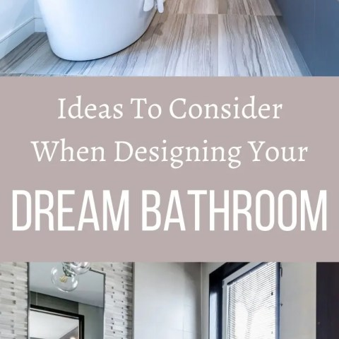 Things To Consider When Getting A New Bathroom