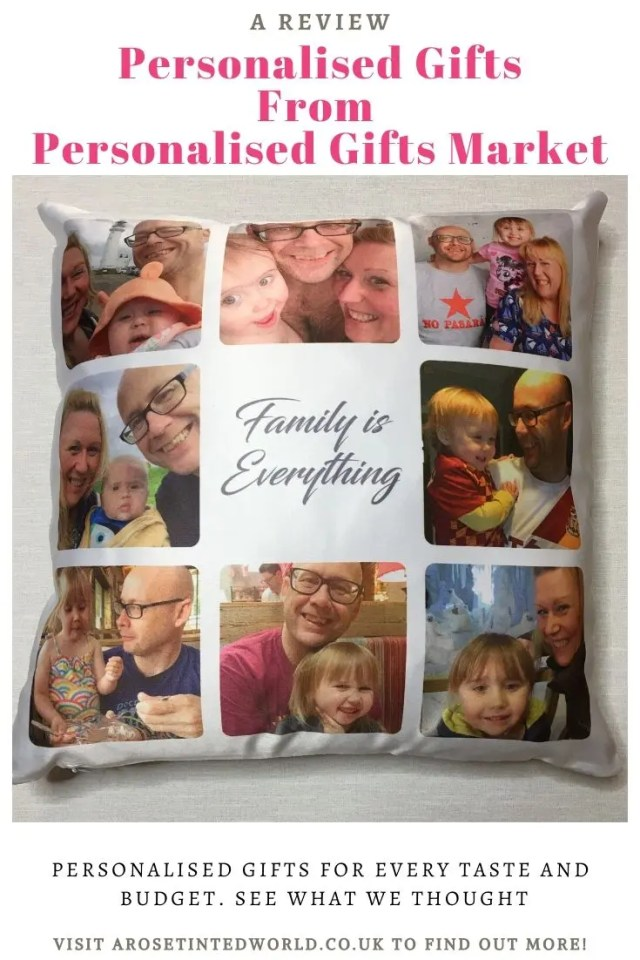 A Personalised Gift from Personalised Gifts Market - we were sent a great product to review from Personalised GIfts Market - here is Our Review And Giveaway
