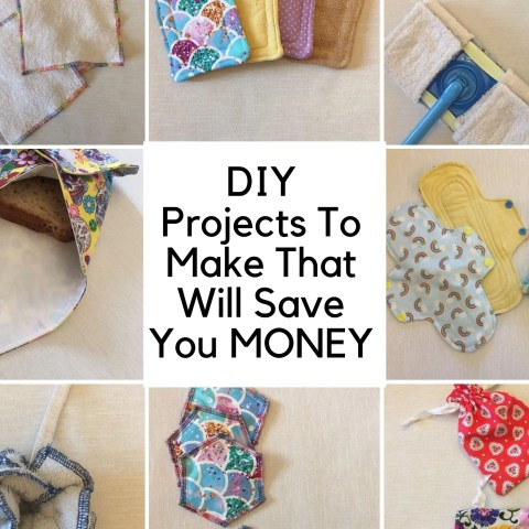 DIY Projects You Can Make At Home To Save Money