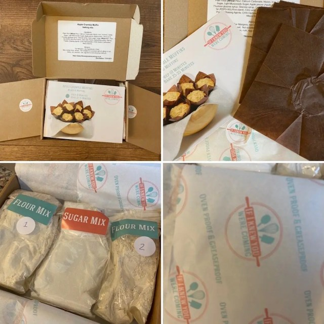 If I Knew You Were Coming Baking Subscription box