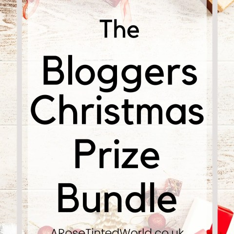 Bloggers Christmas Prize Bundle