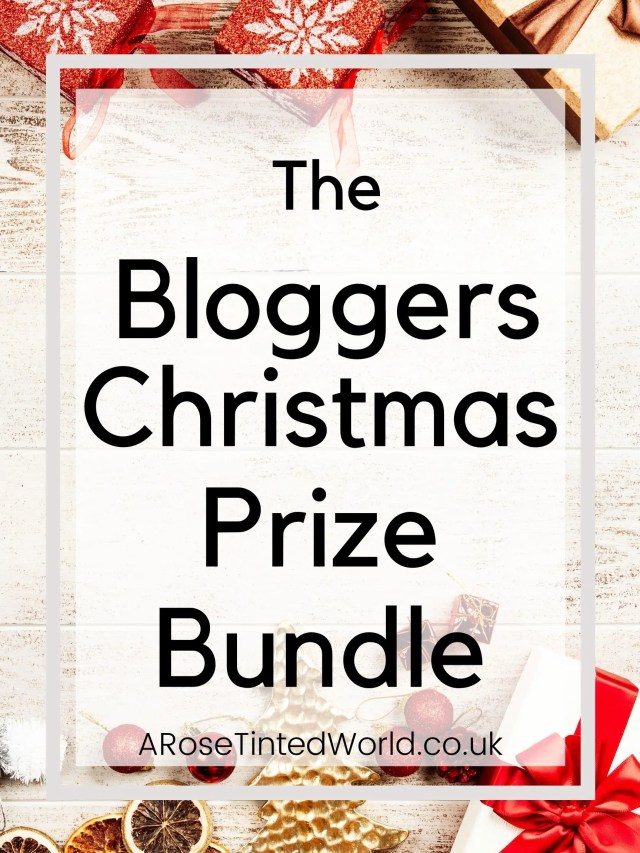 The Bloggers Christmas Prize Bundle