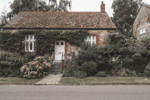 Hinton St George village