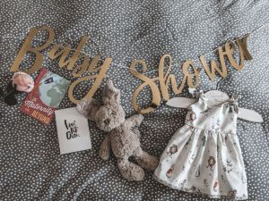 baby shower and baby items
