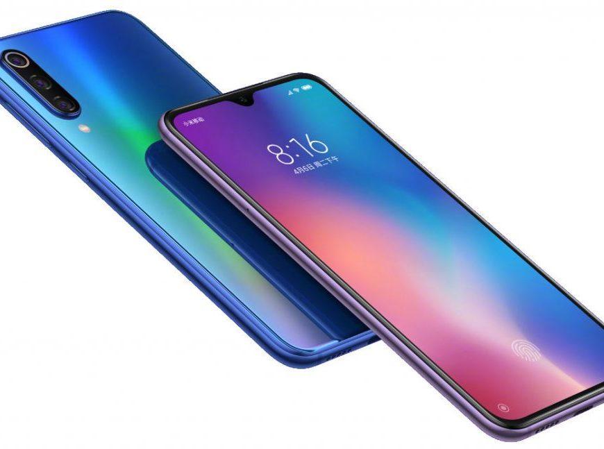 New Mobile Launch: Xiaomi Mi 9