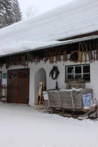 Naturrodelbahn und Winterwandern in Reit im Winkl