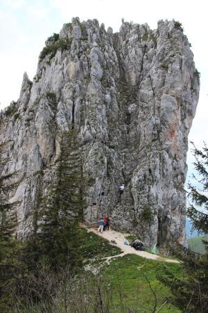 Ausflug mit Kindern auf die Kampenwand und zur Burg Hohenaschau