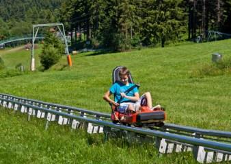 Sommerrodelbahnen in Oberbayern